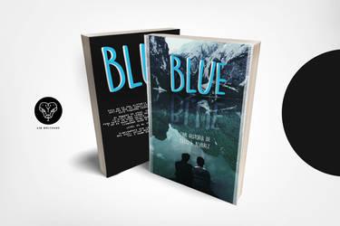 Mockup - BLUE by liawolfhard