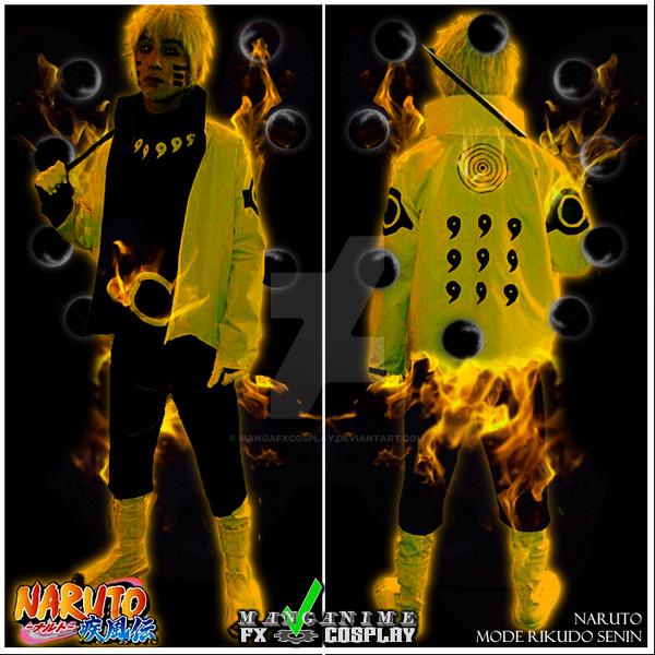 naruto cosplay mode rikudo sennin by mangafxcosplay on deviantart