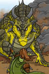 Hail Son of Hurin by ScoutDoodles