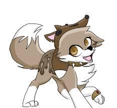 Animal Jam Fox Drawing by Paige2471