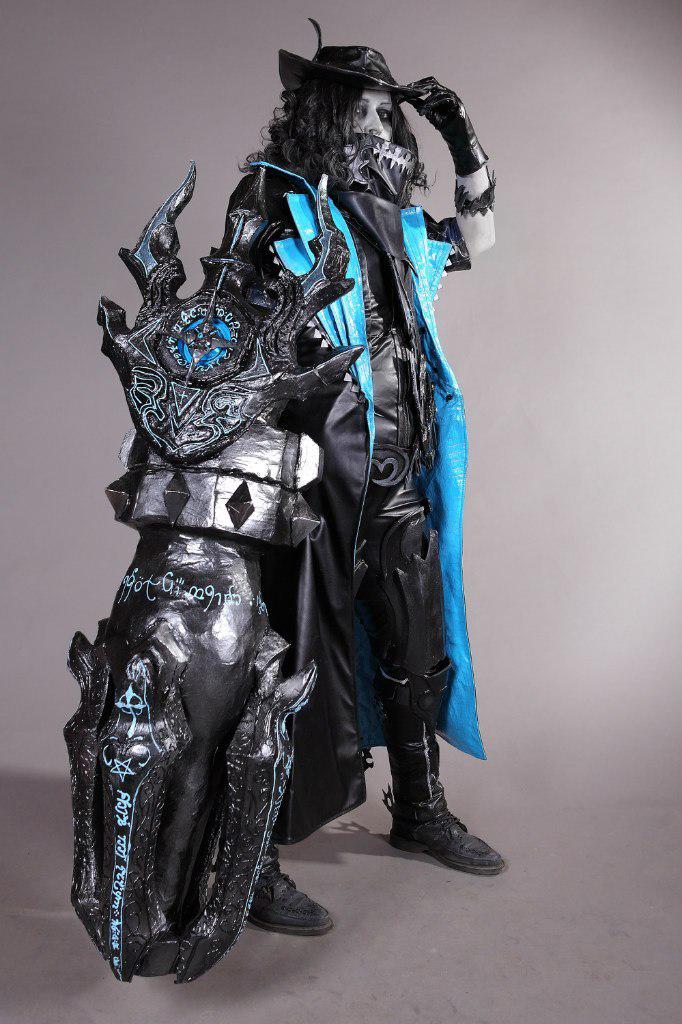 Aion Cosplay aion cosplay gunnerzanto666 on deviantart