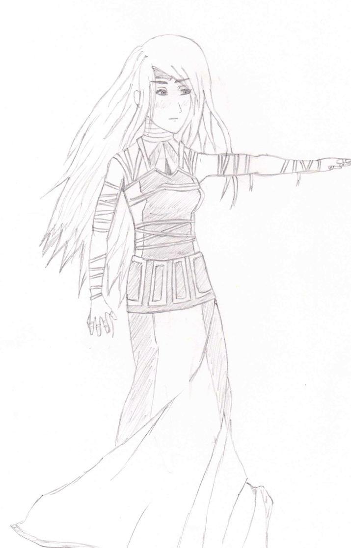 Annarei - Fire Emblem OC by Shelbasaurrawr