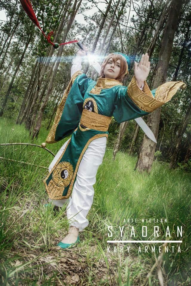 Syaoran by ARTEMICTLAN