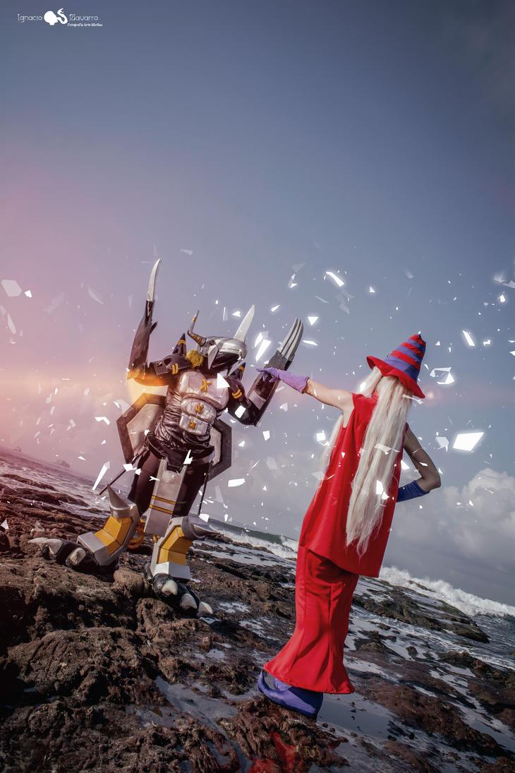 Digimon by ARTEMICTLAN