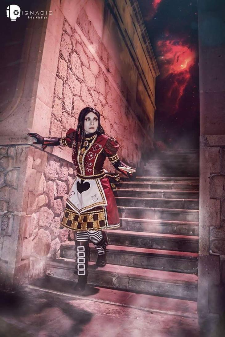 Alice Madness Returns by ARTEMICTLAN