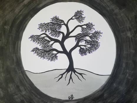 Vinyl Tree