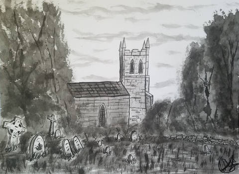 Loughkeen Church