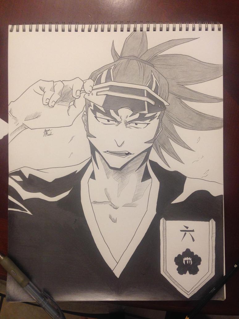 Renji by Komui-San