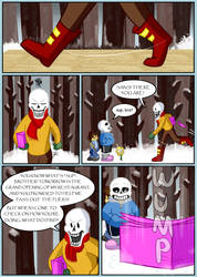 Ghost Switch Pg.121