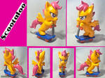 Scootaloo Sculpture