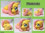 Fluttershy Sculpture