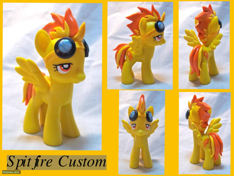 Spitfire Custom by CadmiumCrab
