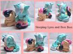Lyra and Bon Bon Sculpt