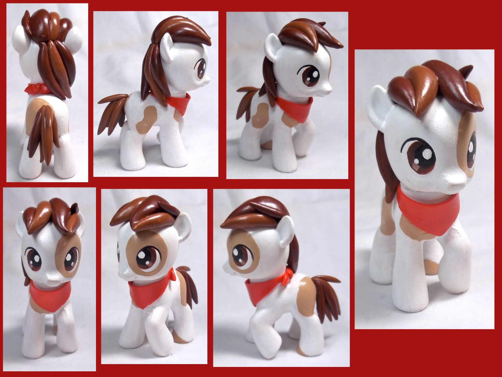 Pip Custom Toy by CadmiumCrab