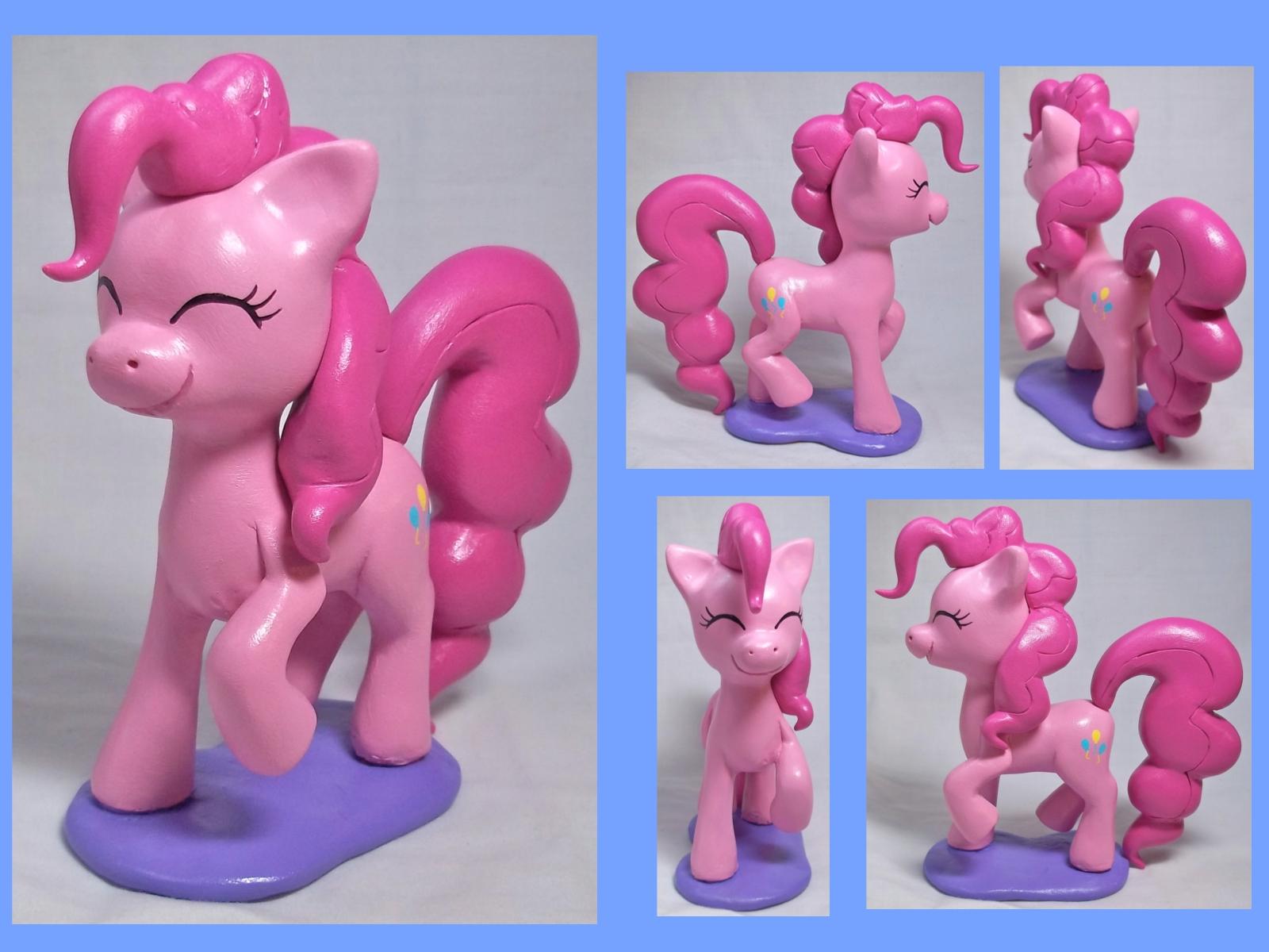 Pinkie Pie Sculpt by CadmiumCrab