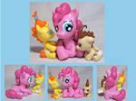 Pinkie Pie Babysitting
