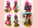 Pinkie Pyro and Gummy