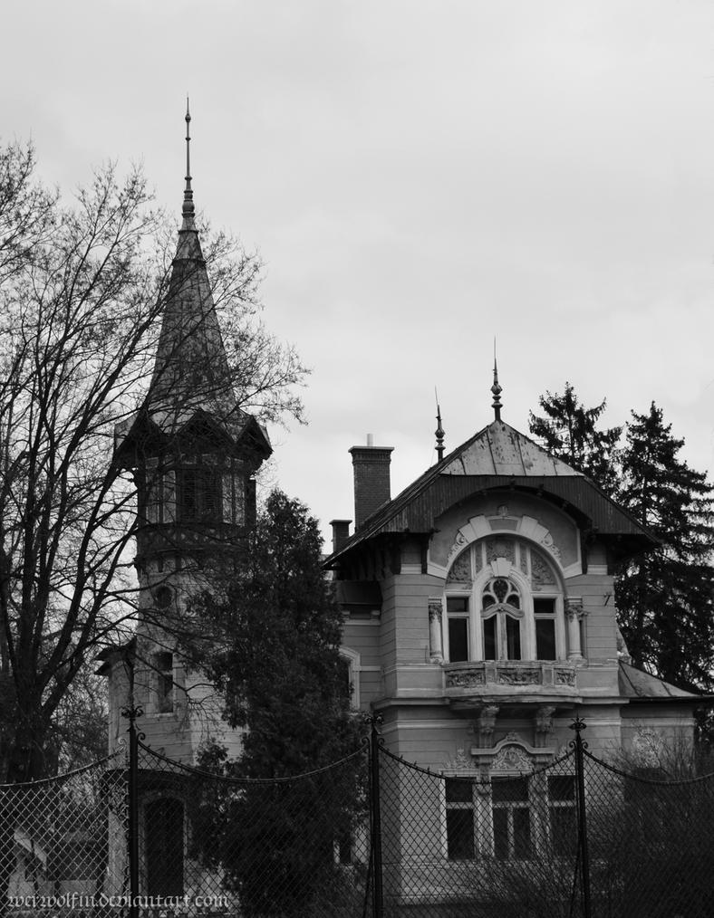 Small chateau by werwolfin on deviantart for Small chateau