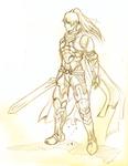 Nathaniel, Hero of Kalevala