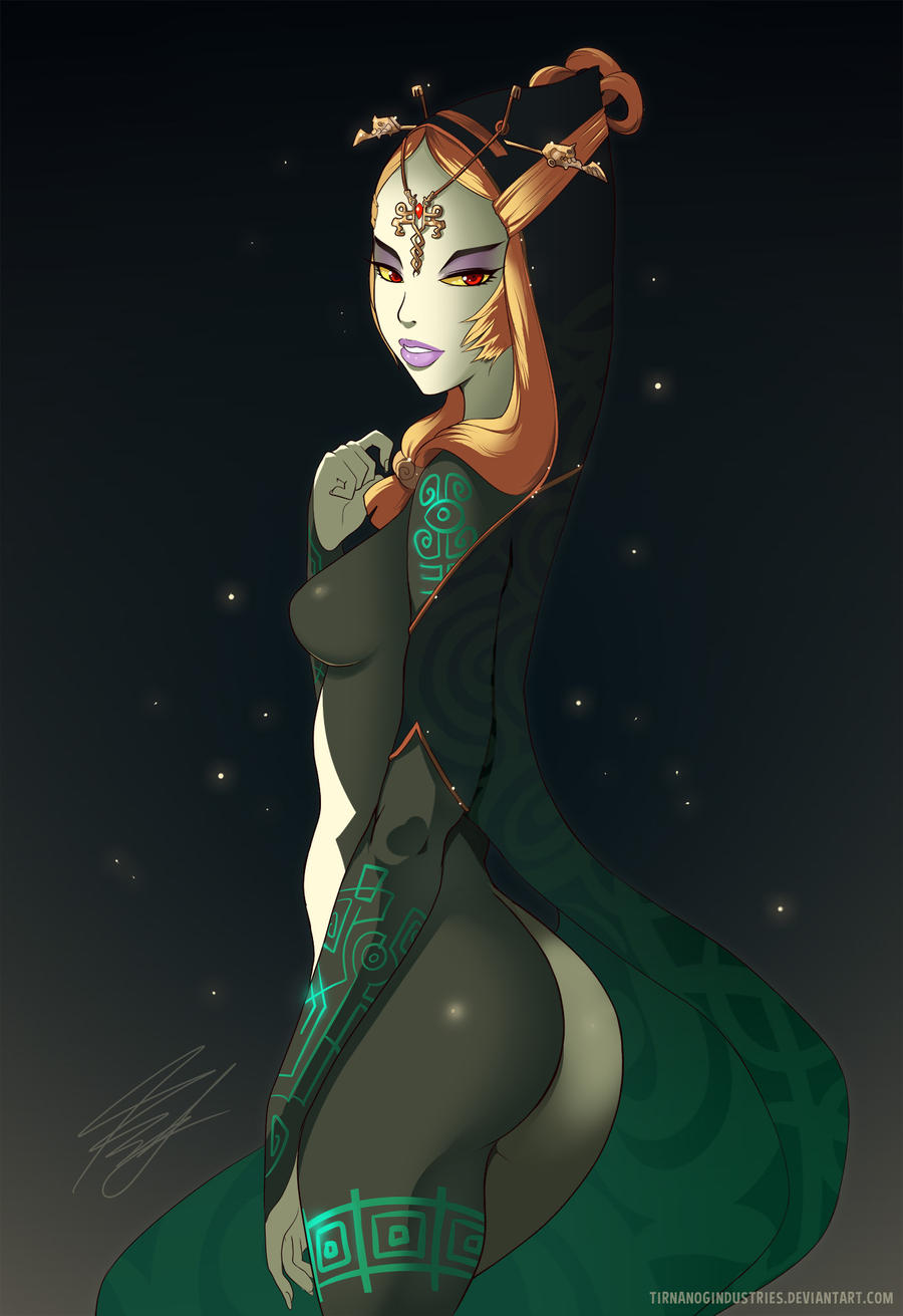 Zelda Nud 26