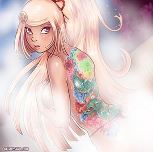 Spring Dragon Irezumi - Daimyo's Fall