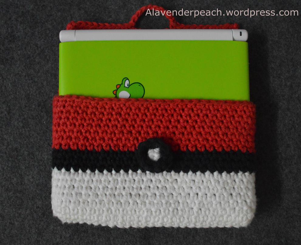 Pokemon Pouch / Nintendo DS Case (Crochet Pattern) by BunBunK on ...