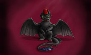 Doctor Toothless - wallpaper