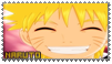 Smile ~ Naruto Stamp v2 by zinLee