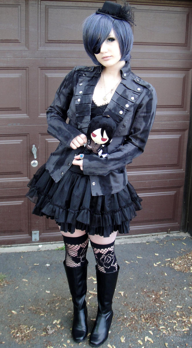 ciel phantomhive cosplay - photo #29