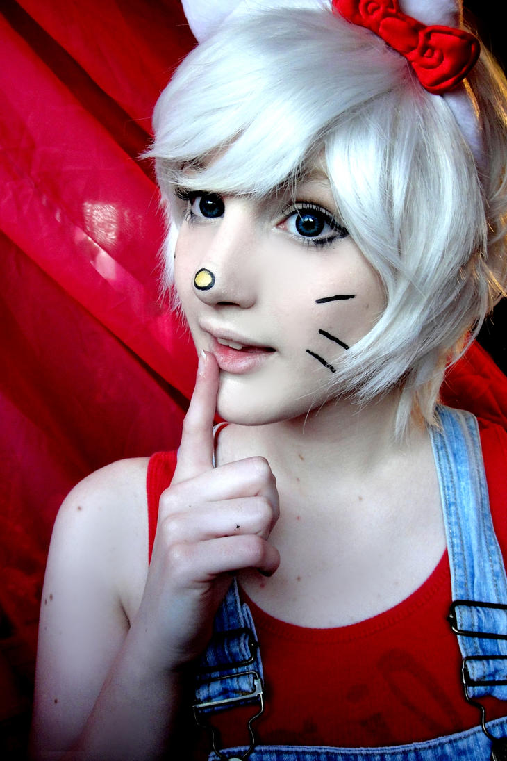 Hello kitty cosplay by mandamafia17 on deviantart