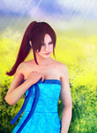 RE: Claire Redfield/Rosebud among wild flowers