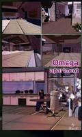 Mass Effect: Omega apartment (Scene for XnaLara)