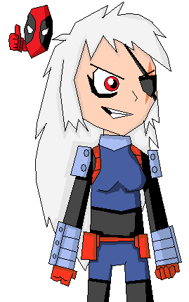 Ravager Go! by MoonlitFlames