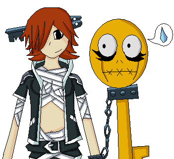 :RE-UPLOAD: Kingdom Hearts ABA by MoonlitFlames