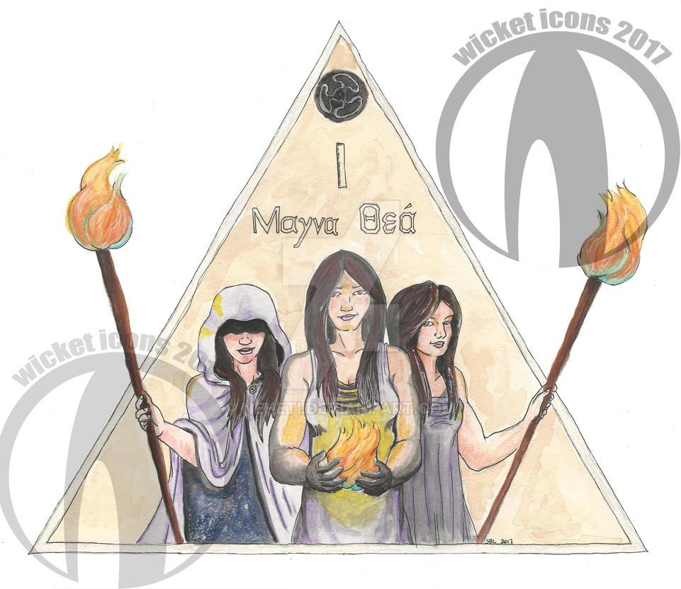 Hekate: Magna Thea by Neheti