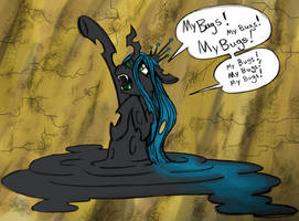 My Bugs!! by Crystal-Leviathan