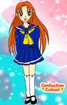 CC-Sakura's Ai No Tenshi Winter Uniform