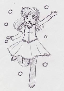 Aster Sketch