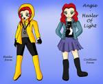 Angie-Healer Of Light Ref Sheet