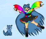 Art Jam-Rainbow Star