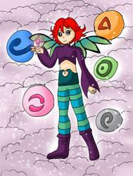 The Guardian of Kandrakar by Animecolourful