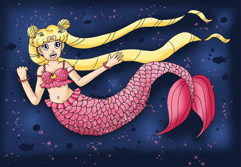 Mermay 2019-Sailor Moon by Animecolourful