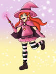 Chocolat-Sugar Sugar Rune by Animecolourful