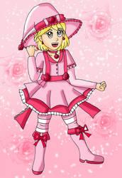 Charmer Rose Quartz
