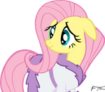 Fluttershy Robed - Remastered