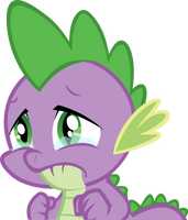 Don't Cry Spikey by FrankRT