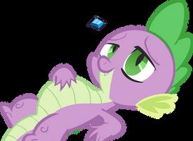 Stuffed Spike - Part II by FrankRT