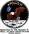 Apollo 11 Insignia by FrankRT