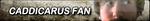 Caddicarus Fan Button by FrankRT