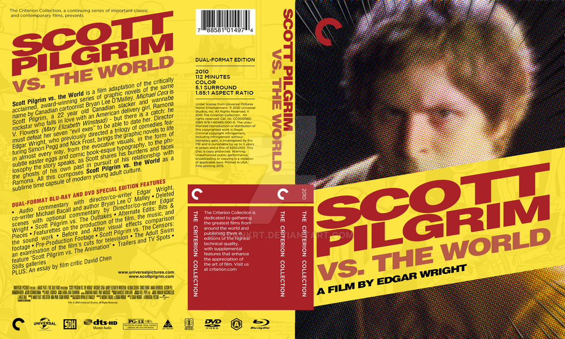 scott pilgrim criterion collection by frankrt on scott pilgrim criterion collection by frankrt